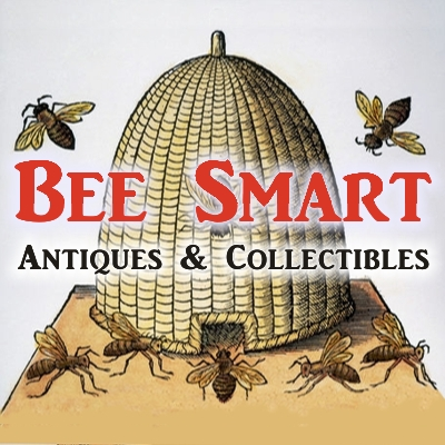 Bee Smart Antiques & Collectibles Logo