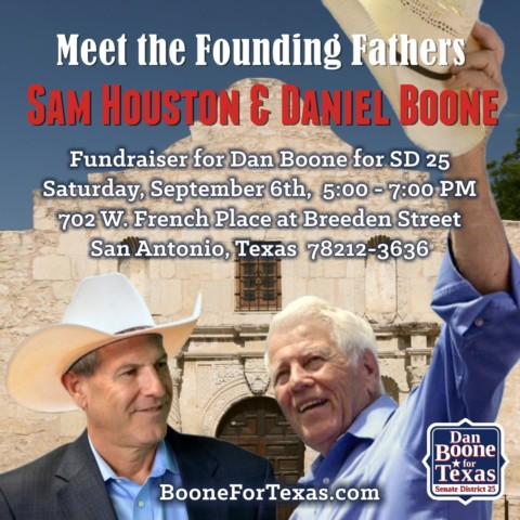 Texas Founding Fathers Social Media Ad
