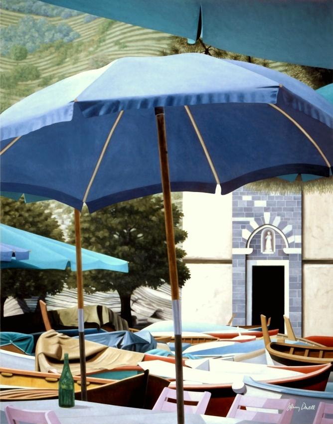Harbor Cafe, Vernazza - web