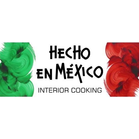 Hecho en Mexico Restaurant Logo