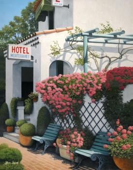 Hotel Mediterranee, Saint Maries de la Mer - web