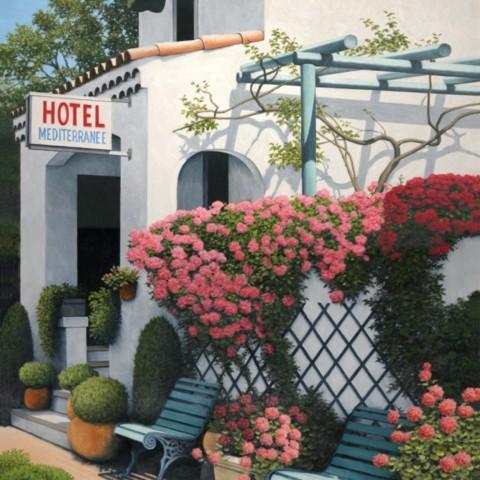 Hotel Mediterranee, Saint Maries de la Mer