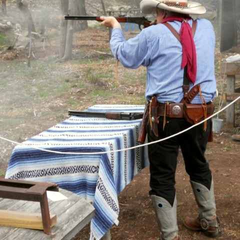 Kittikas Bob – Cowboy Action Shooting, Dripping Springs, Texas