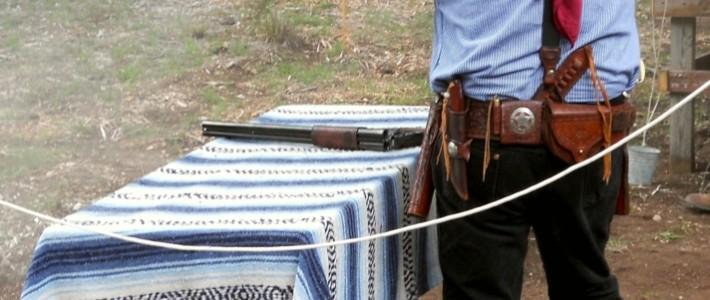 Kittikas Bob – Cowboy Action Shooting, Dripping Springs, Texas