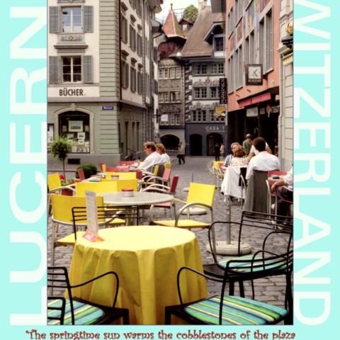 Lucerne - Poster