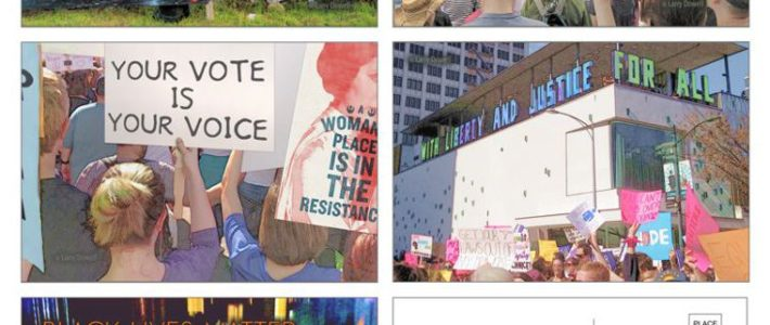 Resistance Postcards-to-Voters