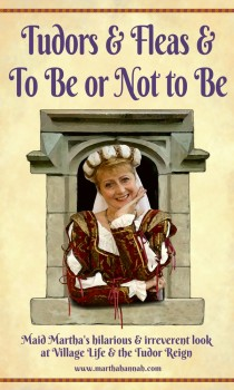 Tudors & Fleas & To Be or Not to Be Sign - lg