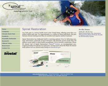 spinalrestoration